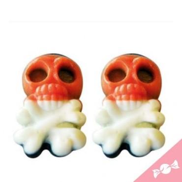 Bonbons gélifiés-crânes de...