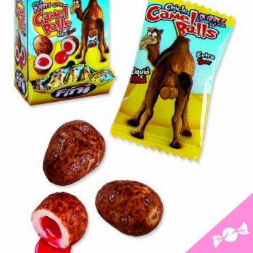 Chewing-gum BOOM CAMELS...