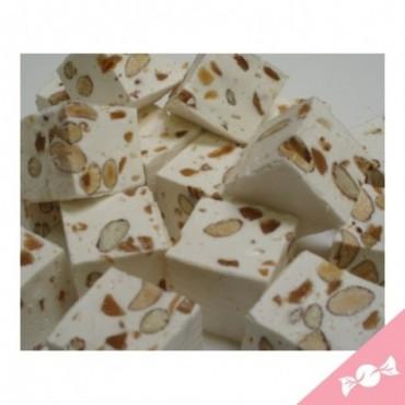 Nougats cubes  au caramel beurre salé de Guérande 3Kg