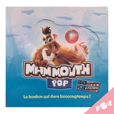 BRABO MAMMOUTH POP USA X36...