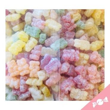 Bonbons gélifiés acides...