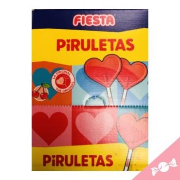 Piruletas Fiesta Cerise...