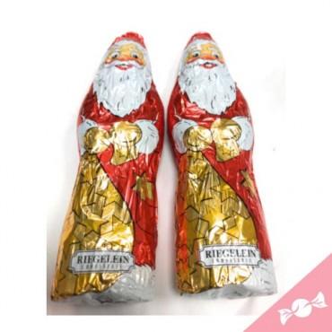 Père Noël en chocolat au lait de 60grx48 pcs