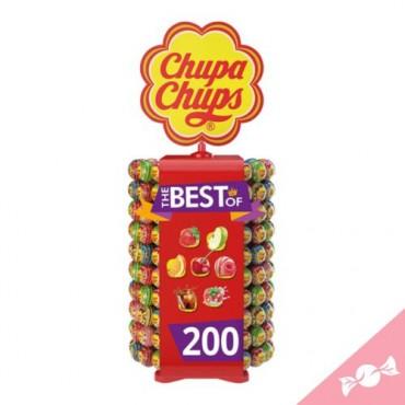 Chupa Chups best of -200pcs...